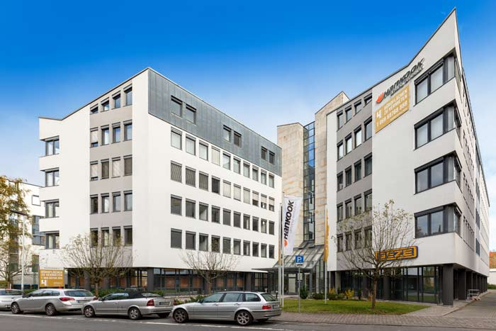 OFFICE BUILDING NEU-ISENBURG