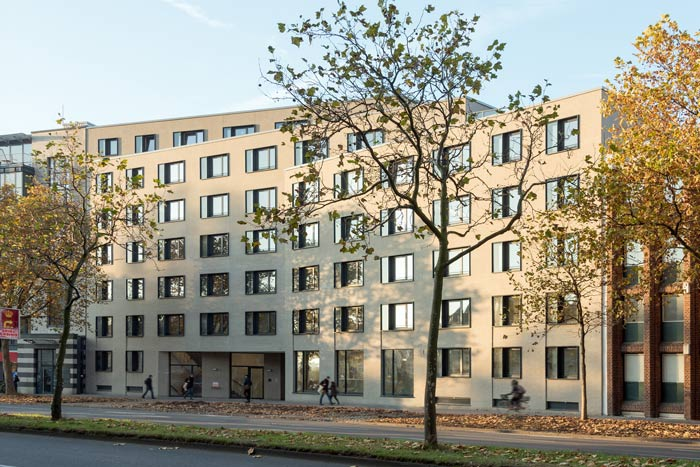 RESIDENTIAL DEVELOPMENT COLOGNE