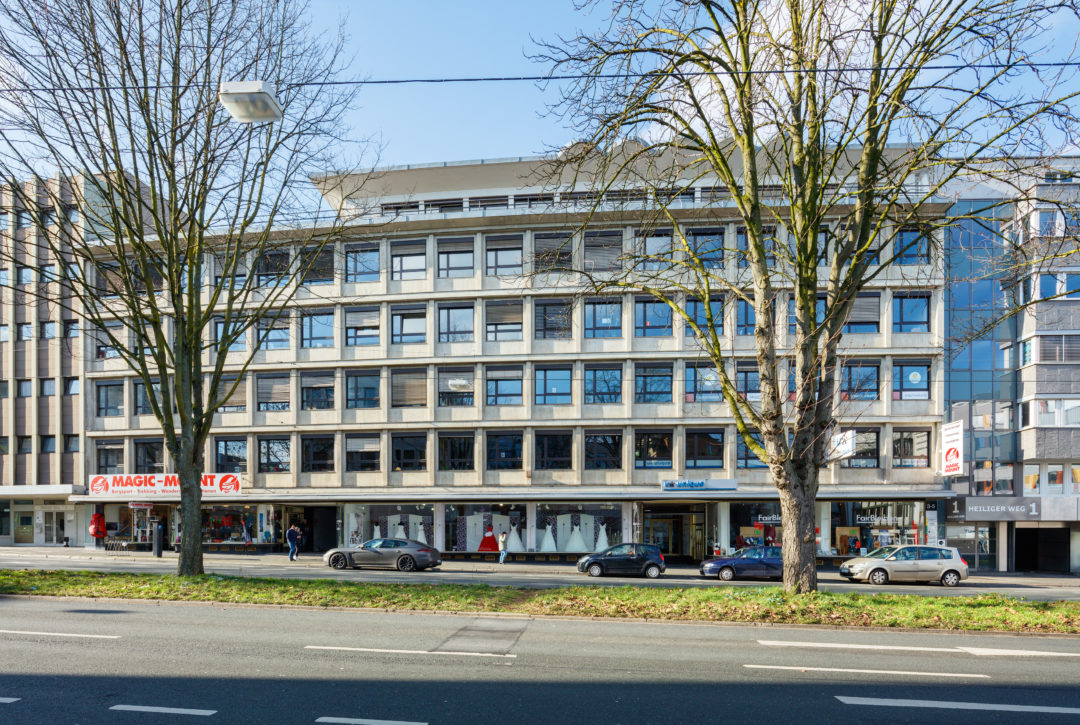 COMMERCIAL PROPERTY DORTMUND