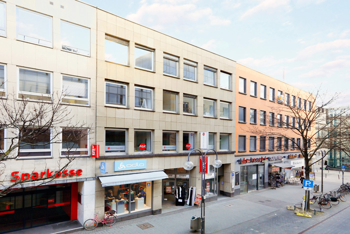 COMMERCIAL PROPERTY COLOGNE